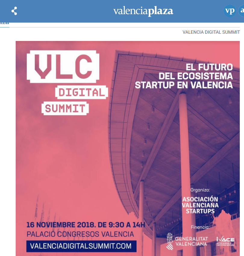 The future of the startup ecosystem is presented in valencia digital